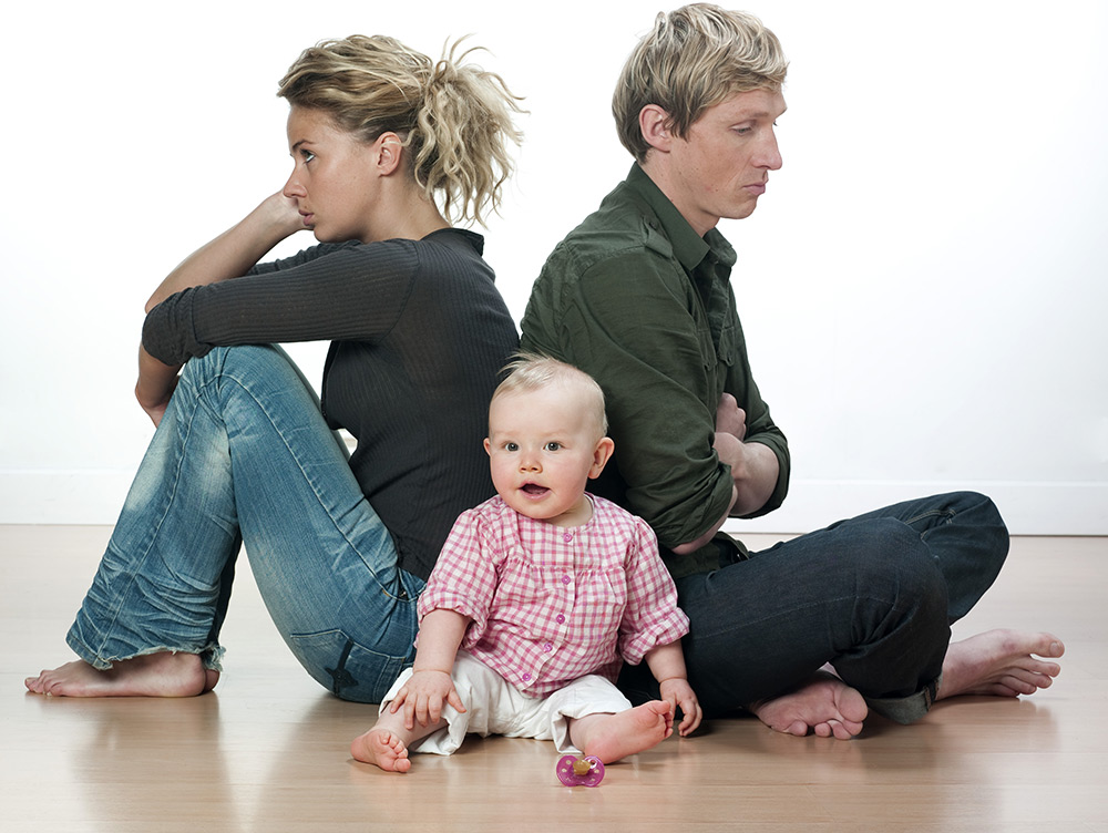 как обязать отца встречаться с ребенком мод