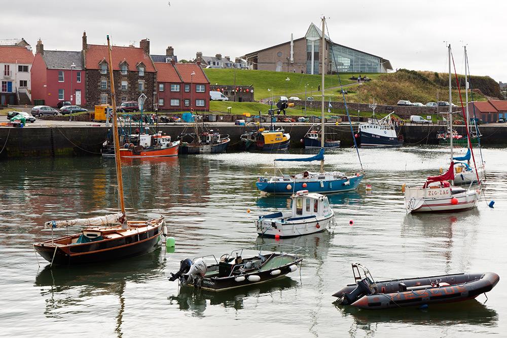 Dunbar Harbour